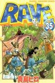 真島ヒロの、漫画、RAVE(レイヴ)の最終巻です。