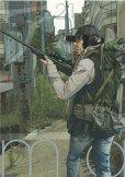 花沢健吾の、漫画、アイアムアヒーローの表紙画像です。