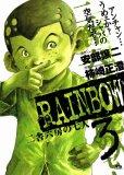 レインボー二舎六房の七人、コミック本3巻です。漫画家は、柿崎正澄です。