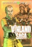 人気コミック、ヴィンランドサガ、単行本の3巻です。漫画家は、幸村誠です。