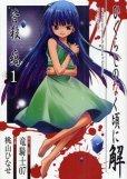 ひぐらしのなく頃に解皆殺し編、コミック1巻です。漫画の作者は、桃山ひなせです。