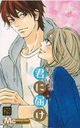 人気マンガ、君に届け、漫画本の4巻です。作者は、椎名軽穂です。