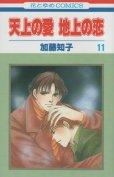 加藤知子の、漫画、天上の愛地上の恋の最終巻です。