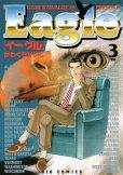 Eagle(イーグル)、コミック本3巻です。漫画家は、かわぐちかいじです。