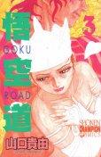 悟空道、コミック本3巻です。漫画家は、山口貴由です。