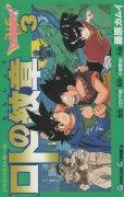 ロトの紋章、コミック本3巻です。漫画家は、藤原カムイです。