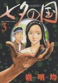 七夕の国、コミック本3巻です。漫画家は、岩明均です。
