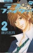 ラブファイター、単行本2巻です。マンガの作者は、藤沢志月です。
