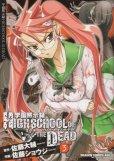 人気コミック、学園黙示録ハイスクール・オブ・ザ・デッド、単行本の3巻です。漫画家は、佐藤ショウジです。