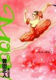 ムーン、コミック本3巻です。漫画家は、曽田正人です。