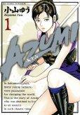 AZUMI(あずみ)、コミック1巻です。漫画の作者は、小山ゆうです。