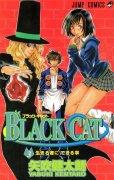 ブラックキャット、コミック本3巻です。漫画家は、矢吹健太朗です。