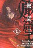巌窟王、コミック本3巻です。漫画家は、前田真宏です。