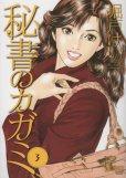 秘書のカガミ、コミック本3巻です。漫画家は、堀戸けいです。