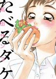 たべるダケ、単行本2巻です。マンガの作者は、高田サンコです。