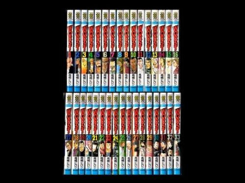 コミックセットの通販は[漫画全巻セット専門店]で!1: WORST(ワースト) 高橋ヒロシ