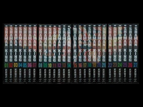 コミックセットの通販は[漫画全巻セット専門店]で!1: シャーマンキング[完全版] 武井宏之