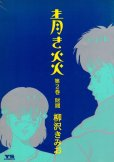 青き炎、単行本2巻です。マンガの作者は、柳沢きみおです。