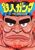 鉄人ガンマ、コミック1巻です。漫画の作者は、山本康人です。
