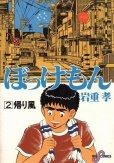 ぼっけもん、単行本2巻です。マンガの作者は、岩重孝(いわしげ孝)です。