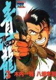 青龍(ブルードラゴン)、コミック本3巻です。漫画家は、八坂考訓です。
